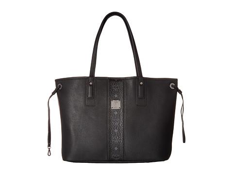 MCM Liz Reversible Medium Shopper - Black