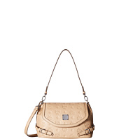 MCM - Essential Monogrammed Leather Small Crossbody