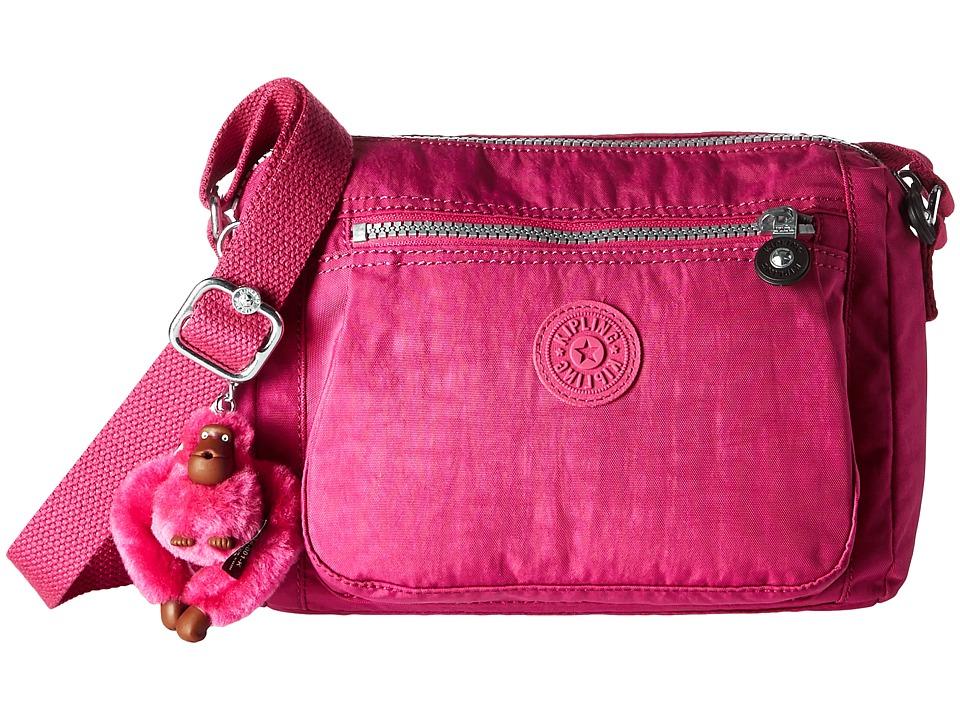 Kipling - Chando (Very Berry) Cross Body Handbags
