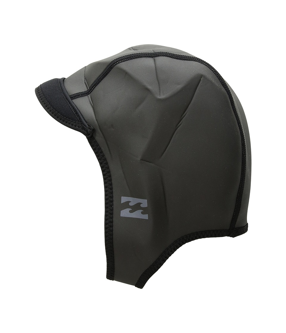 Image of Billabong - 2mm Furnace Competition Cap (Black 1) Caps