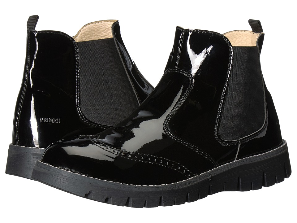 Primigi Kids PRO 8598 (Big Kid) (Black) Girl's Shoes