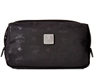 MCM Dieter Monogrammed Nylon Small Cosmetic Pouch