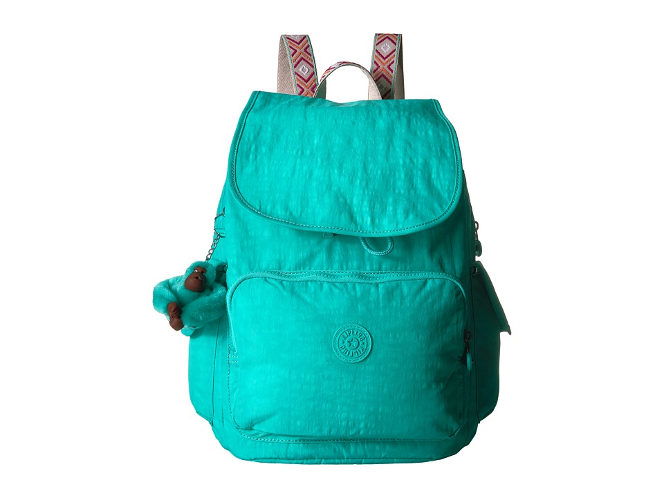 Kipling - Ravier (Breezy Turquoise) Backpack Bags