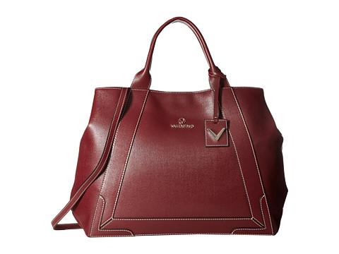 valentino bags by mario valentino adele wine. Black Bedroom Furniture Sets. Home Design Ideas