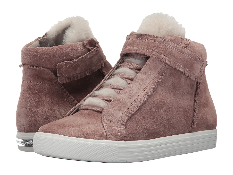 Kennel & Schmenger Town Suede Sneaker (Rose Suede) Women