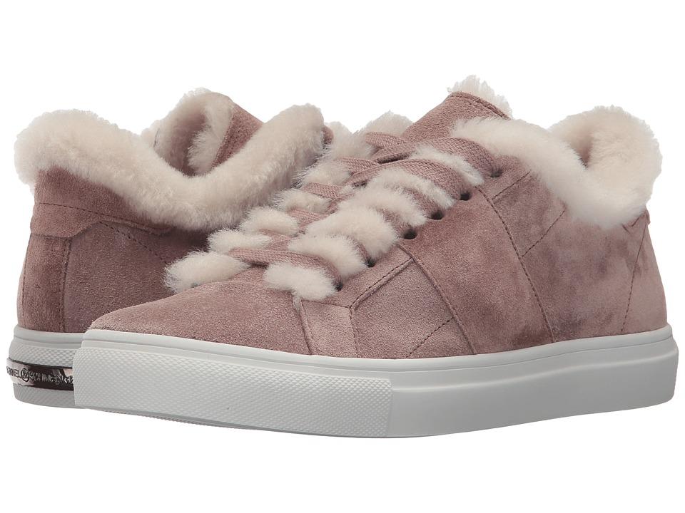 Kennel & Schmenger Basket Suede Sneaker (Rosewood Suede) Women
