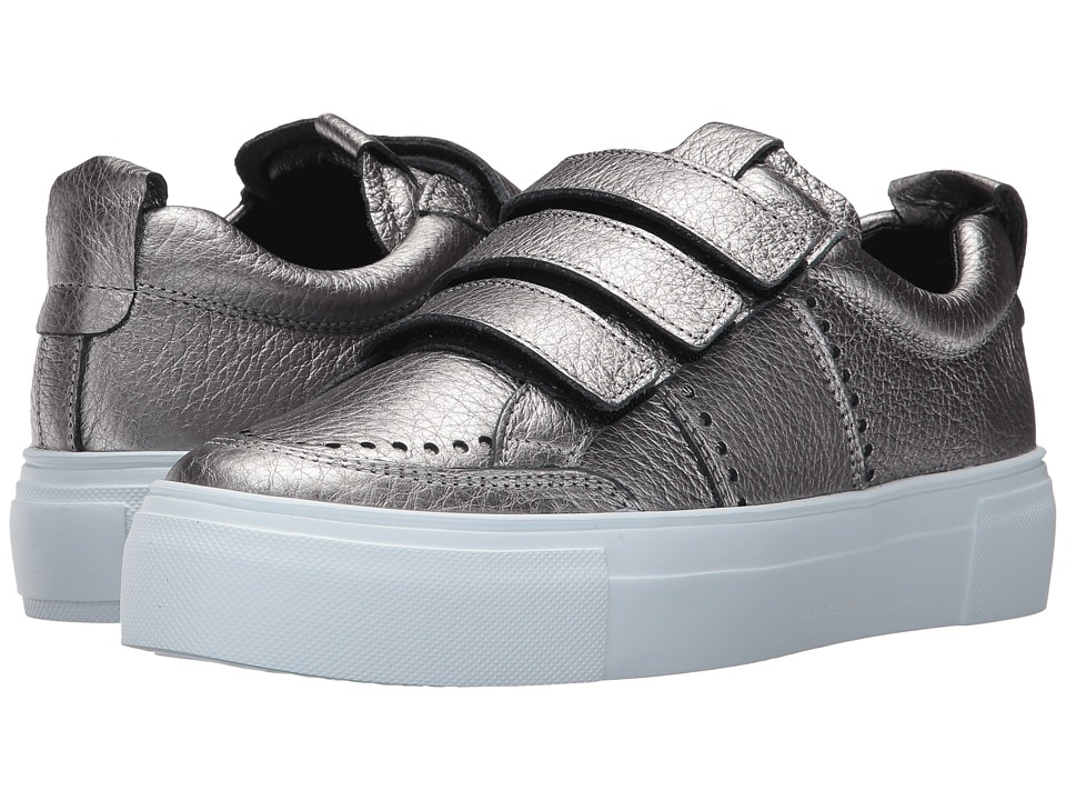 Kennel & Schmenger Big Metallic Sneaker (Gunmetal Metallic) Women