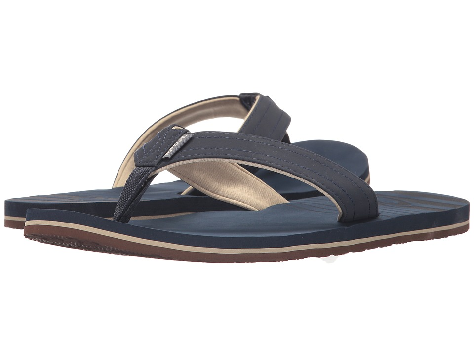 Rip Curl - The Groove (Navy 1) Men's Sandals