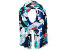 Calvin Klein - Geo Floral Chiffon Scarf