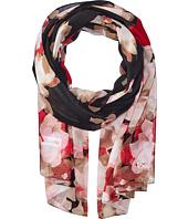 Calvin Klein - Floral Color Block Chiffon