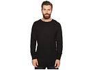 Richer Poorer Long Sleeve Crew Pocket Tee