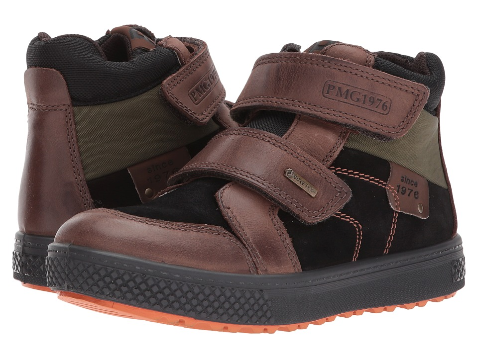 Primigi Kids PBYGT 8642 (Little Kid) (Brown) Boy's Shoes