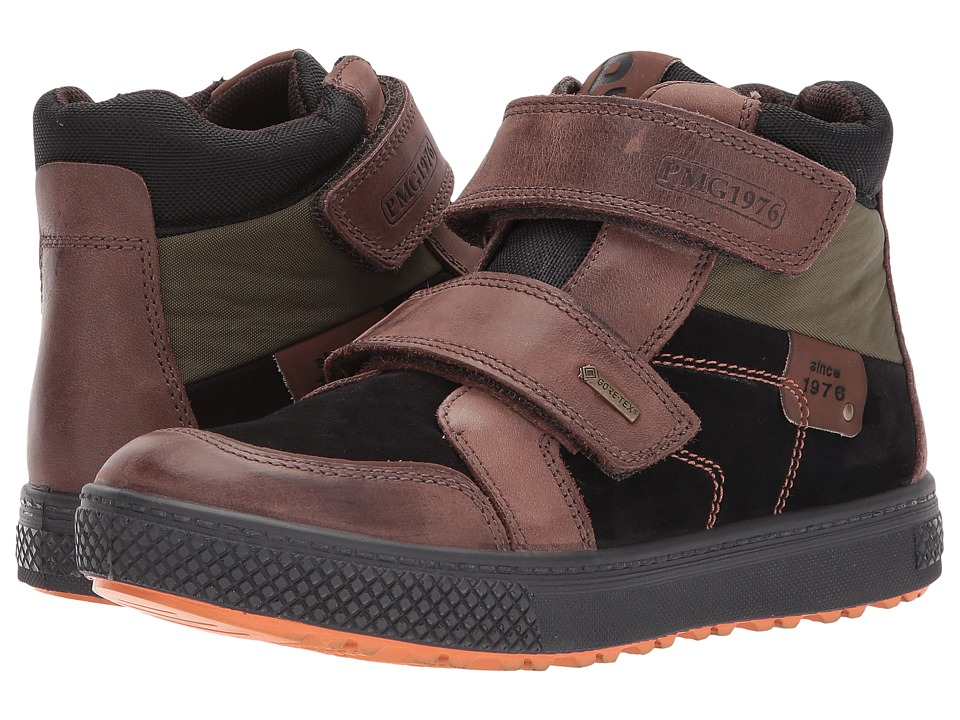 Primigi Kids PBYGT 8642 (Big Kid) (Brown) Boy's Shoes