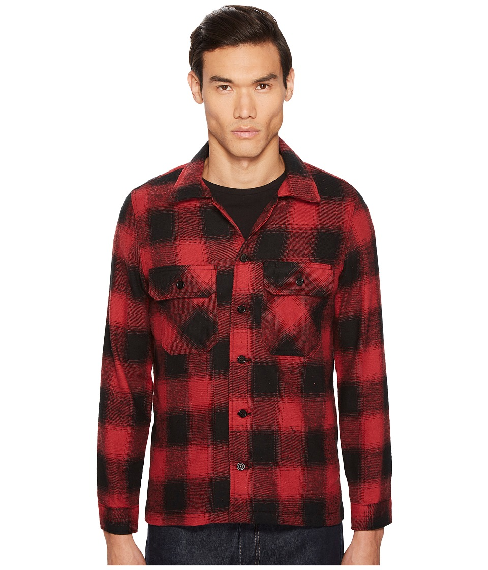 Naked & Famous - Nep Buffalo Check Work Shirt Jacket