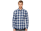 Naked & Famous Ombre Flannel Shirt