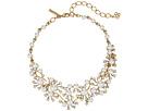 Oscar de la Renta - Scattered Pearl and Crystal Necklace