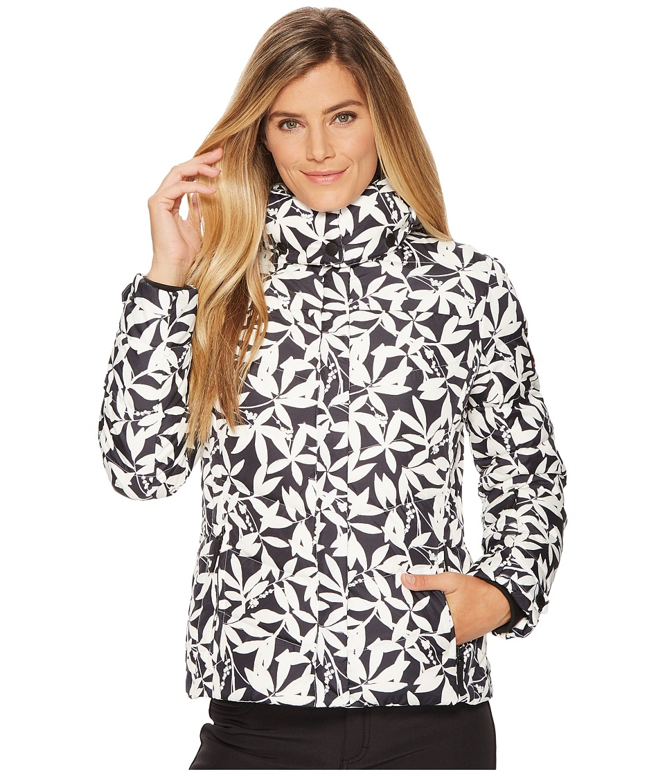 BOGNER Fire + Ice - Sally3-D (Black Floral Print) Women's...
