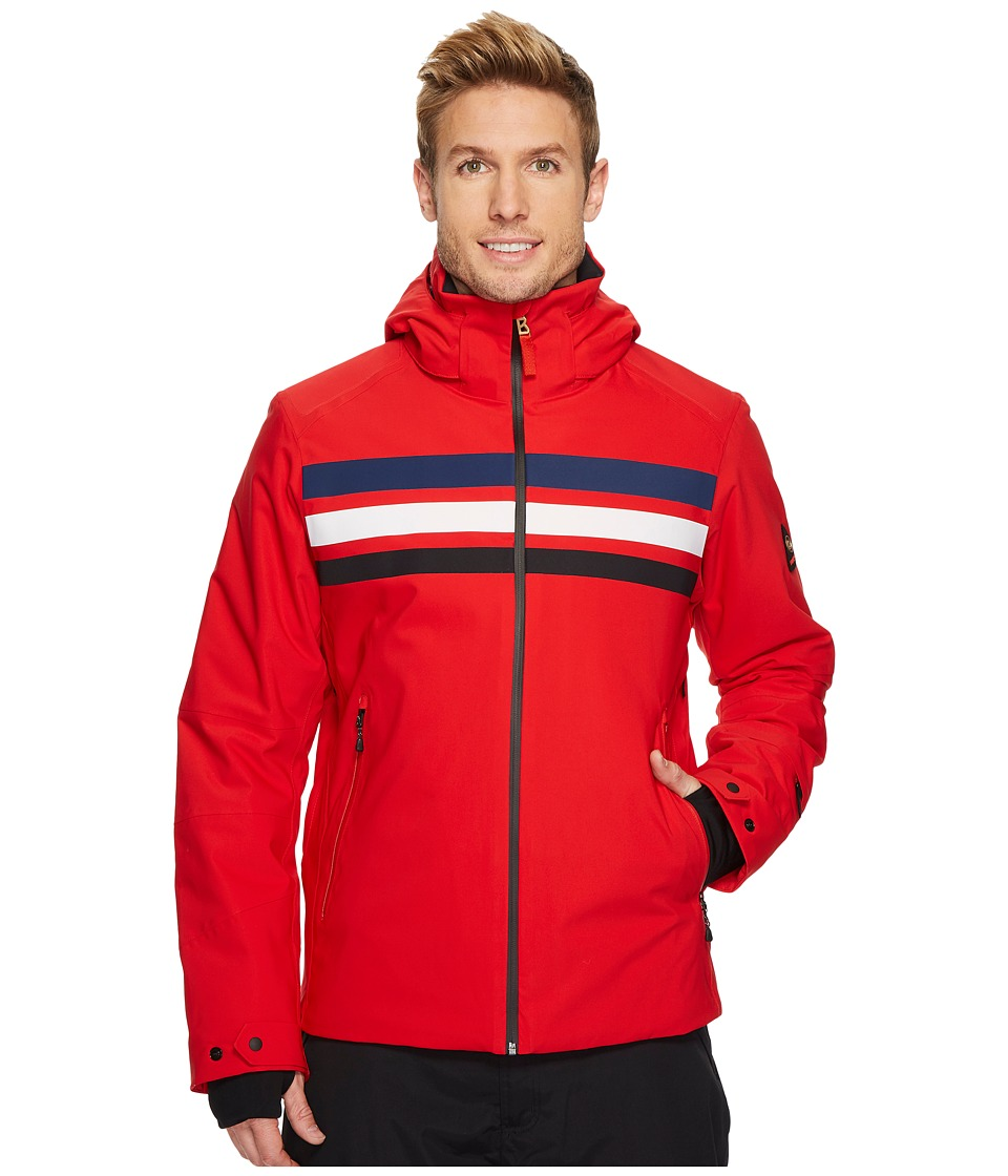 BOGNER Fire + Ice - Madox (Fire Red) Men's Clothing