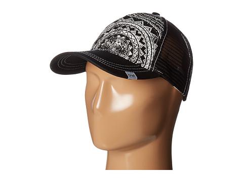 Cruel Unstructured Mesh Trucker Hat - Black