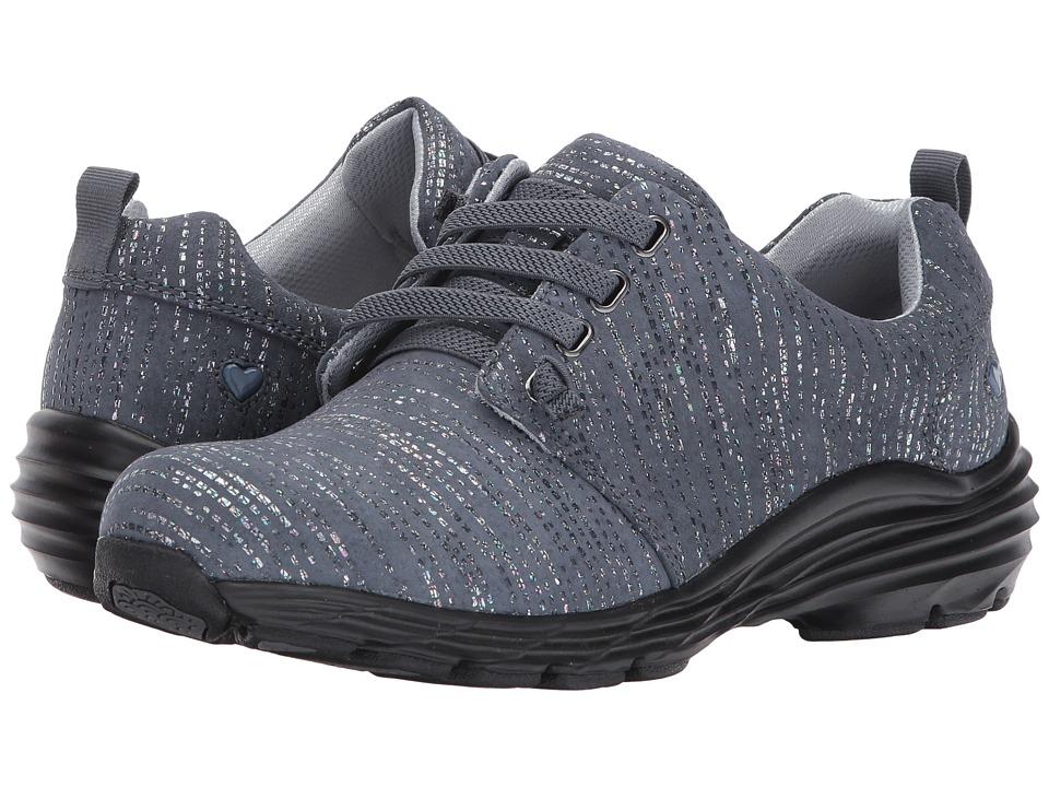 Nurse Mates Velocity (Steel Blue) Women's Shoes