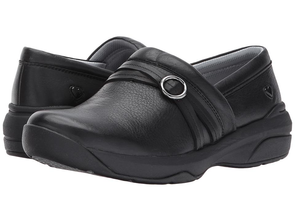 Nurse Mates Ceri (Black) Slip-On Shoes