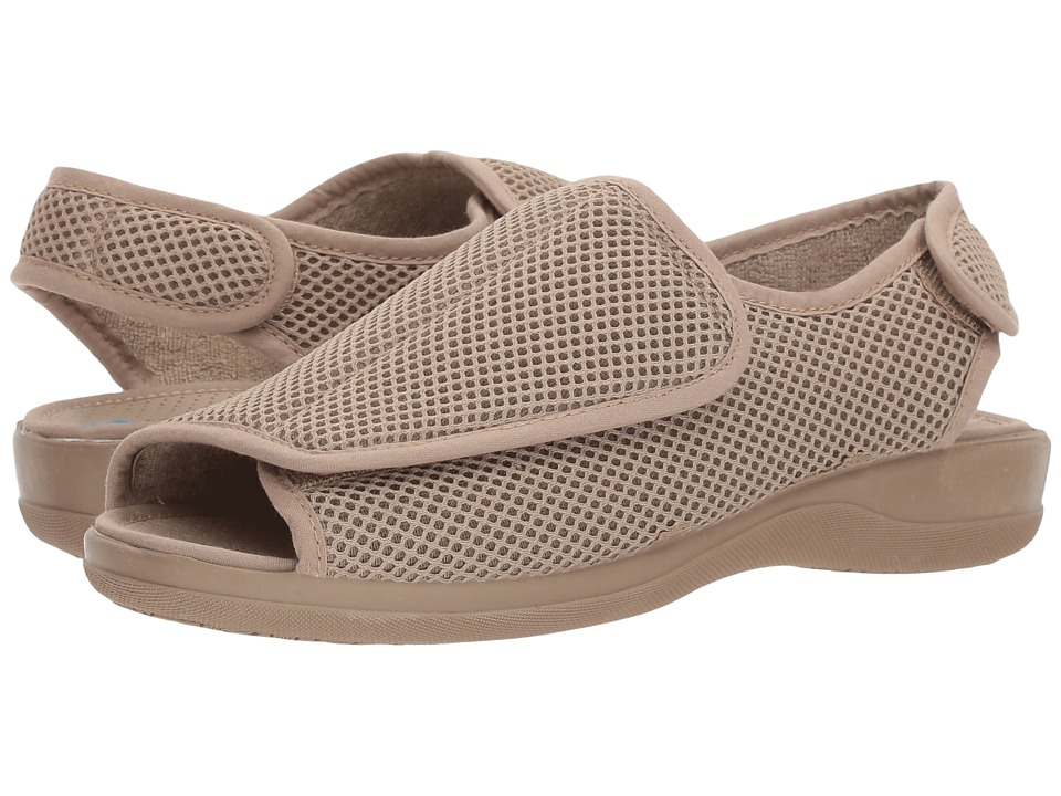 Foamtreads Dorothy (Taupe) Women