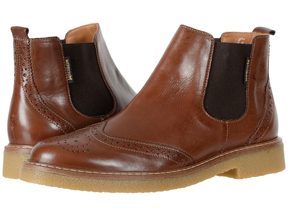 Mephisto - Felicita (Hazelnut Texas) Womens Shoes