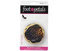 Foot Petals Tip Toes 3-Pack Safari