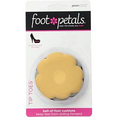 Foot PetalsTip Toes 3-Pack Assorted b6RIy