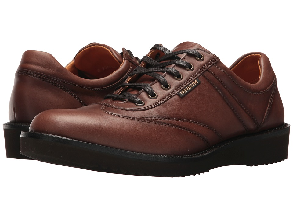 Mephisto - Adriano (Chestnut Randy) Mens Lace up casual Shoes