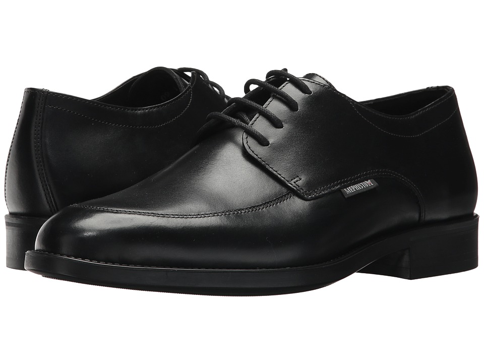 Mephisto - Carlo (Black Carnaby) Mens Lace Up Wing Tip Shoes