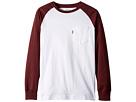 Levi's(r) Kids Raglan Shirt (Big Kids)