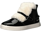 Manila Grace Manila Grace - Faux Fur Front High Top Sneakers