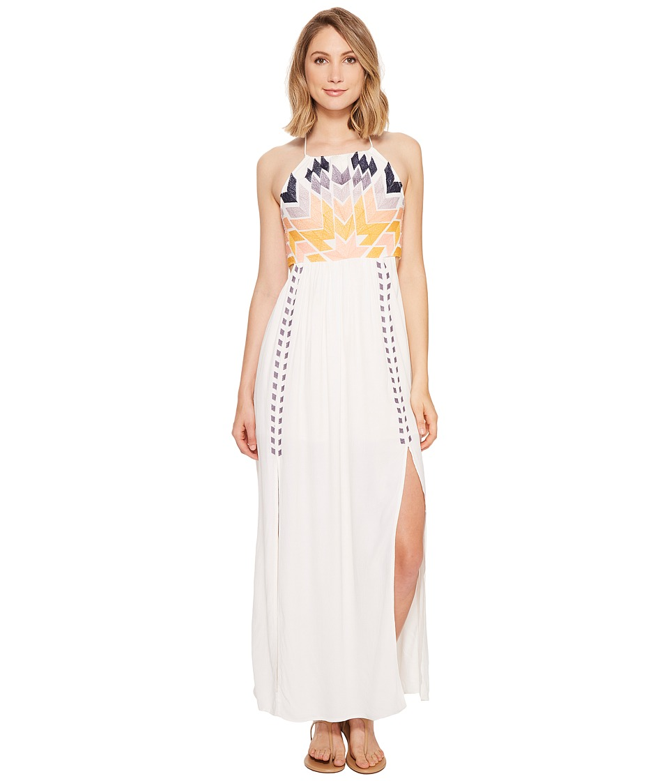 Rip Curl Sunburst Maxi Dress (Vanilla) Women