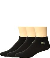 Lacoste - 3-Pack Jersey Ped Socks