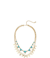 Vera Bradley - Triangle Double Statement Necklace