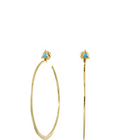Vera Bradley - Triangle Hoop Earrings