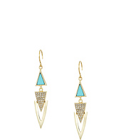 Vera Bradley - Triangle Triple Drop Earrings
