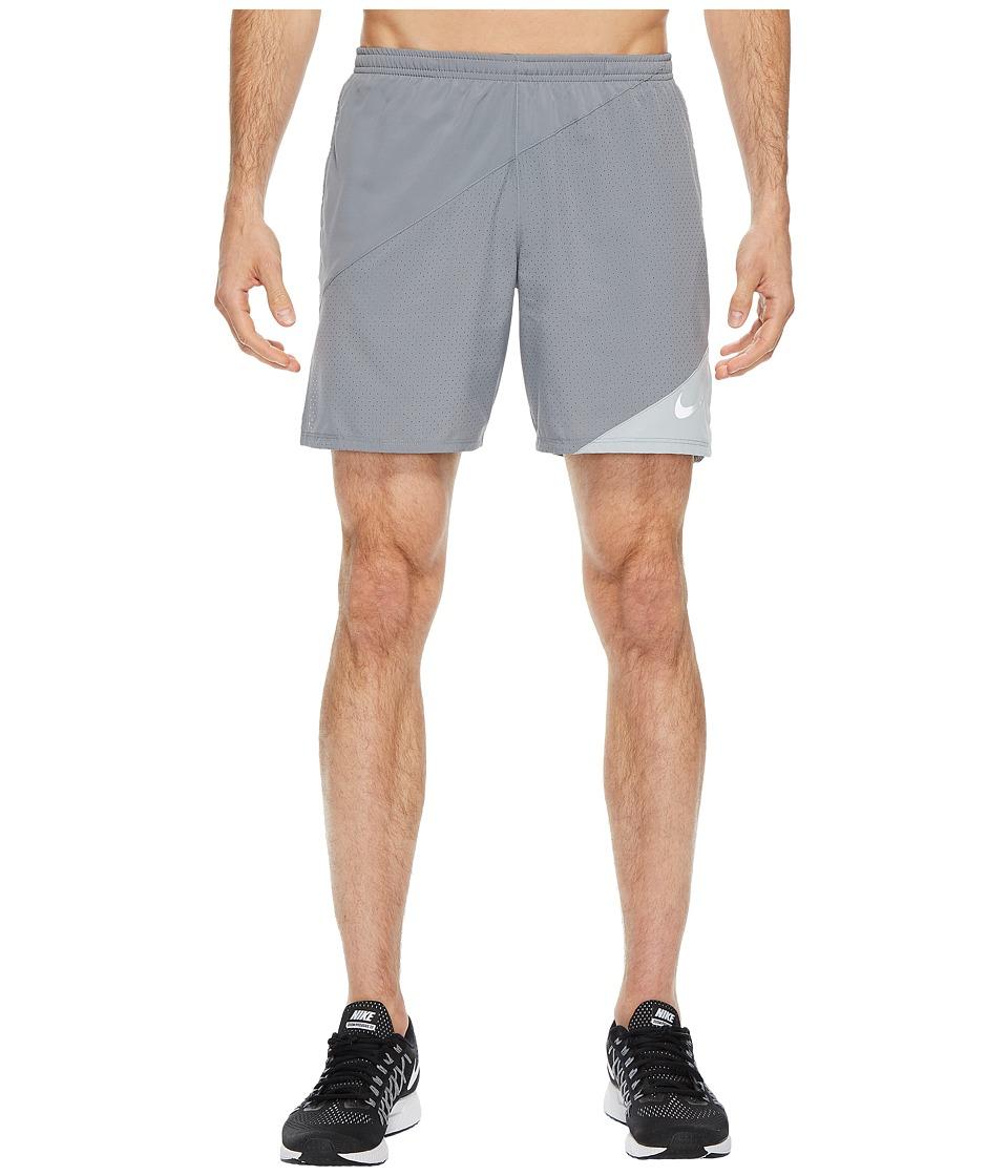 Nike Flex 7 Running Short (Cool Grey/Wolf Grey) Men