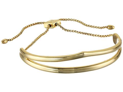 Vera Bradley Triangle Slider Bracelet - Gold Tone
