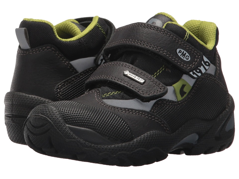 Primigi Kids PHAGT 8644 (Toddler/Little Kid) (Black) Boy's Shoes