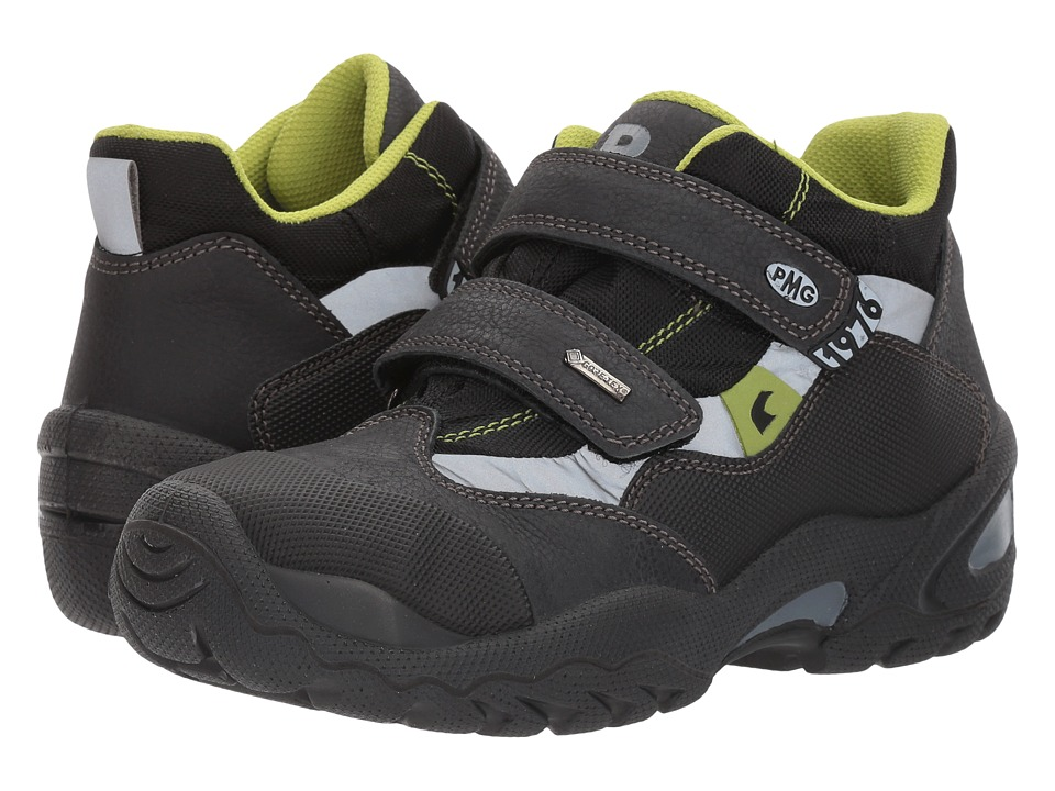 Primigi Kids PHAGT 8644 (Big Kid) (Black) Boy's Shoes