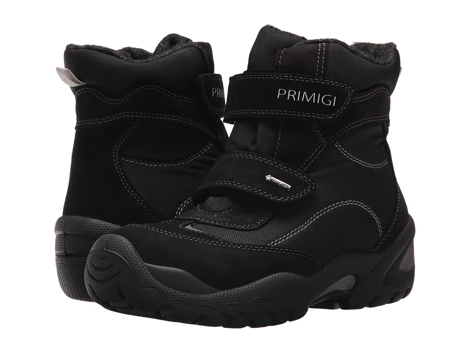 Primigi Kids PHAGT 8645 (Big Kid) (Black) Boy's Shoes