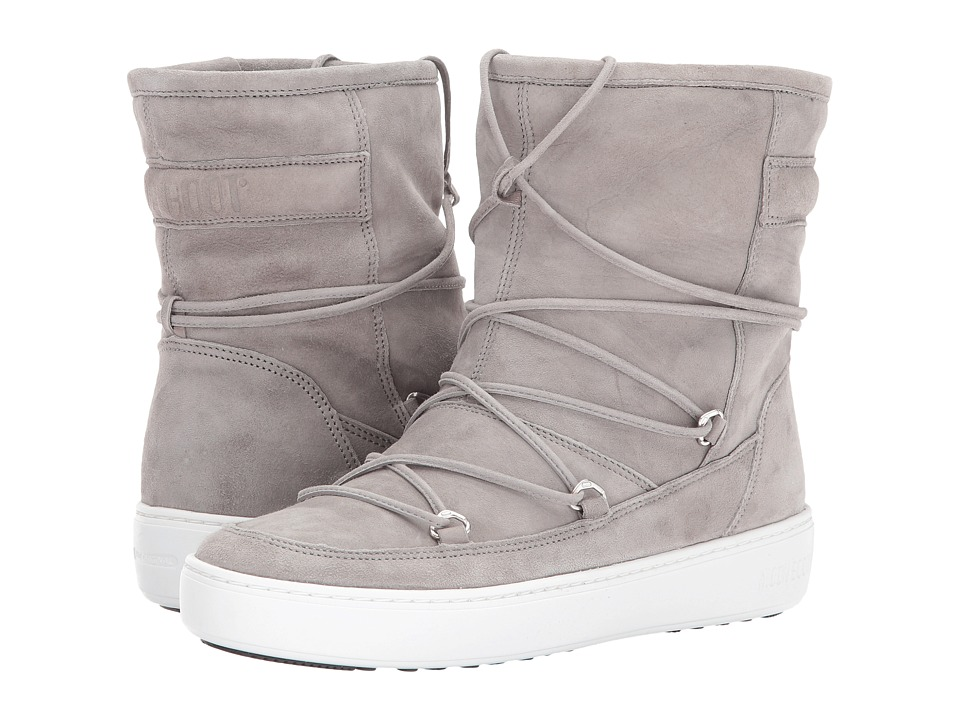 Tecnica Moon Boot WE Pulse Mid (Light Grey) Women