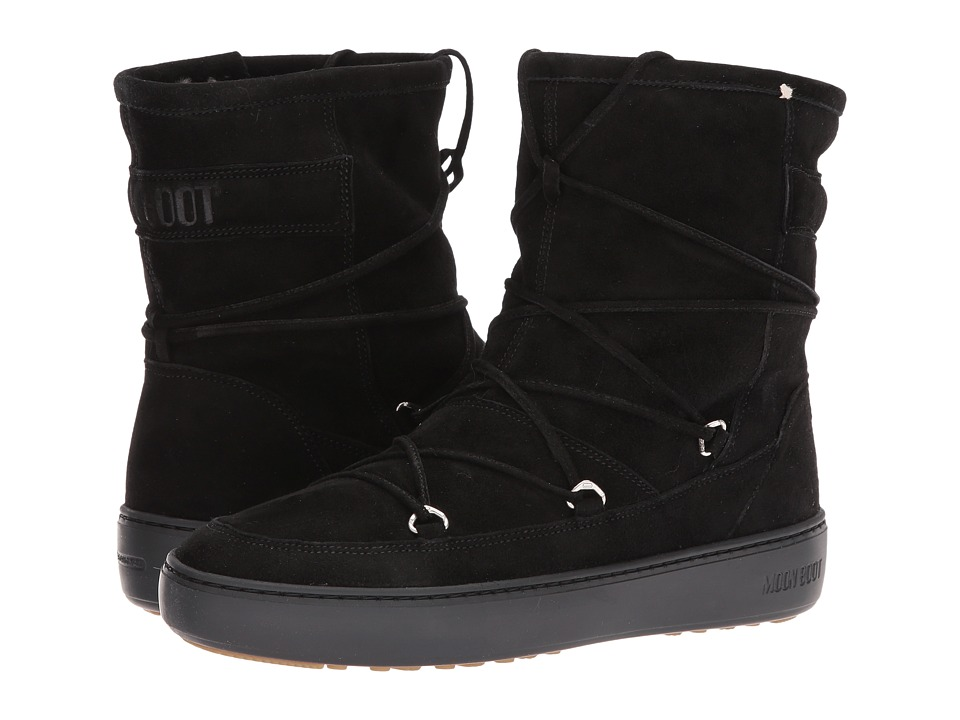 Tecnica Moon Boot WE Pulse Mid (Black) Women