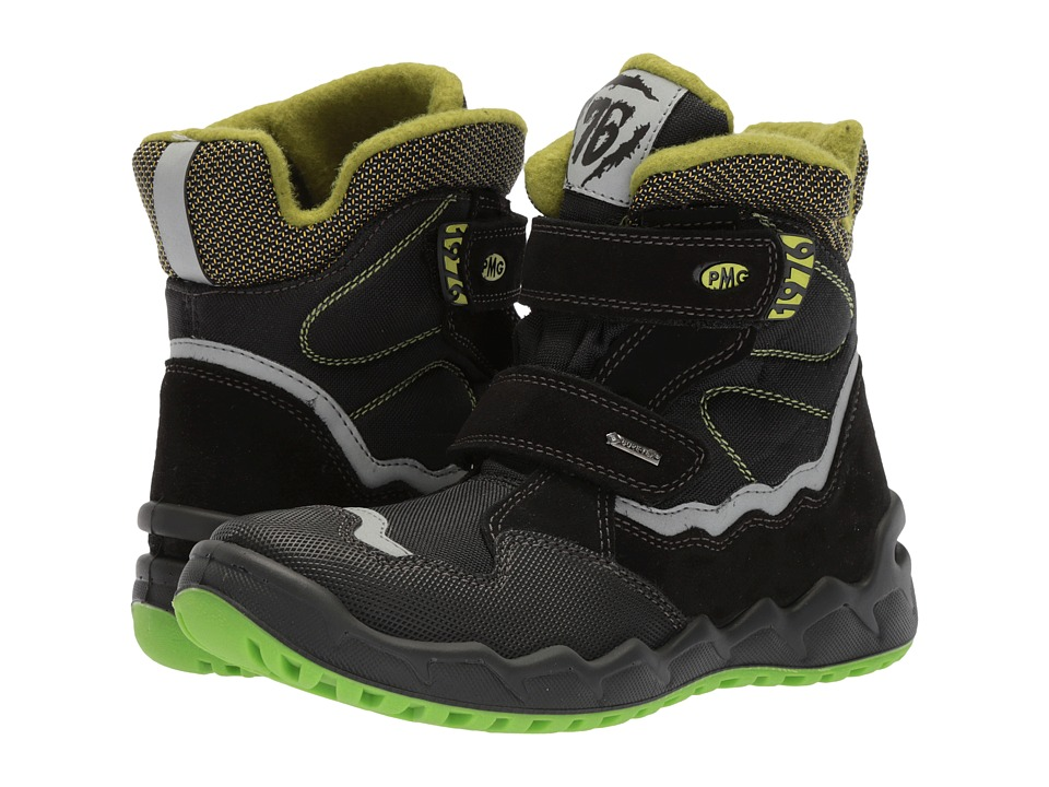 Primigi Kids PMTGT 8654 (Big Kid) (Black) Boy's Shoes