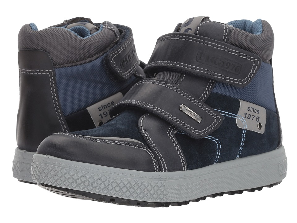 Primigi Kids PBYGT 8642 (Toddler/Little Kid) (Blue) Boy's Shoes