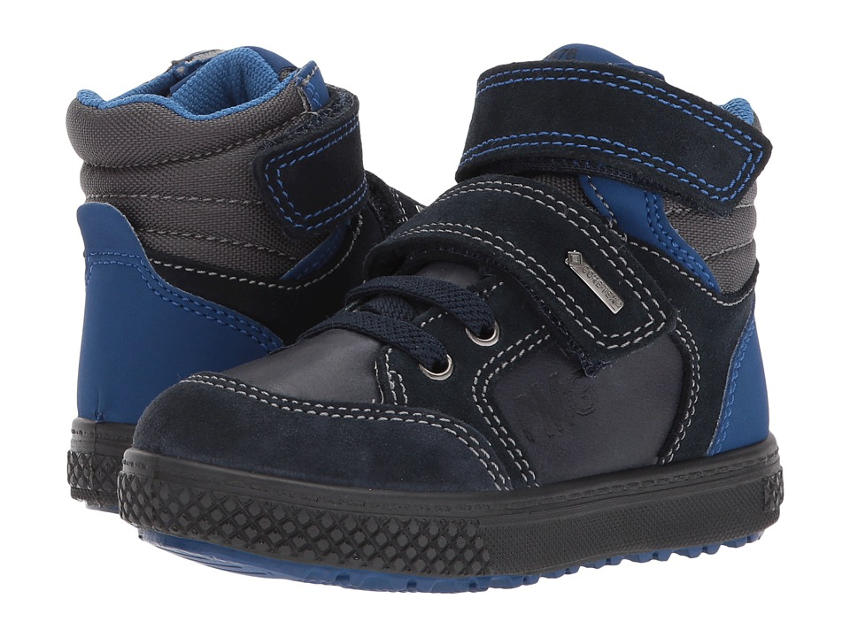 Primigi Kids PBYGT 8643 (Toddler/Little Kid) (Navy) Boy's Shoes