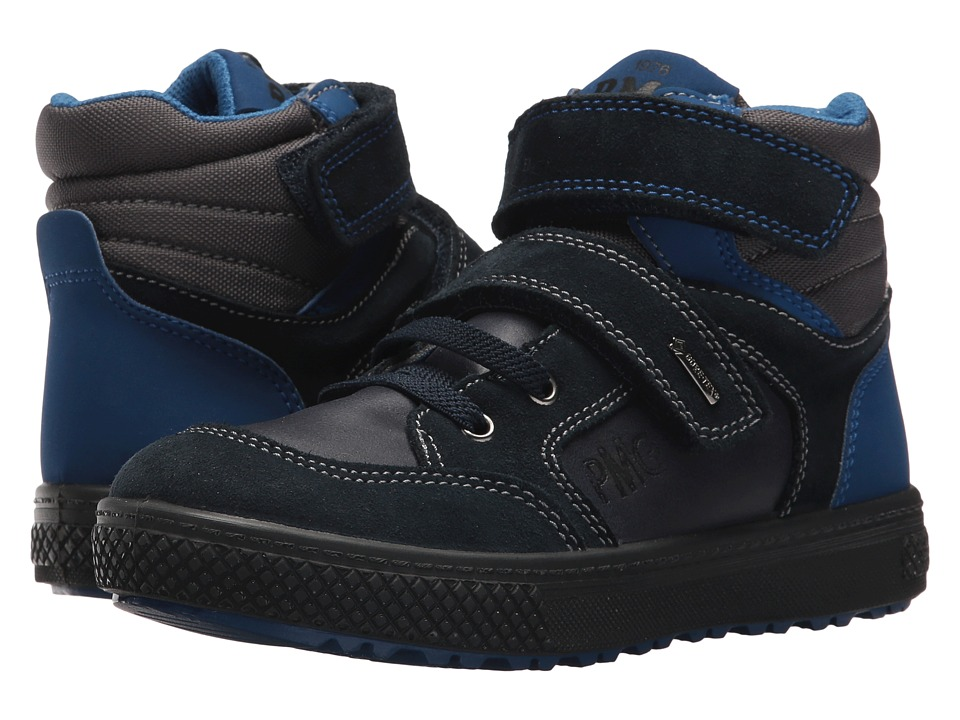 Primigi Kids PBYGT 8643 (Little Kid) (Navy) Boy's Shoes