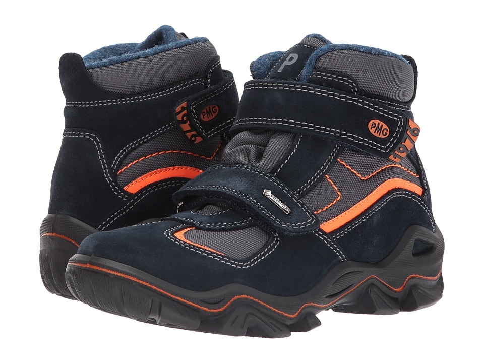 Primigi Kids PPTGT 8649 (Little Kid) (Navy) Boy's Shoes